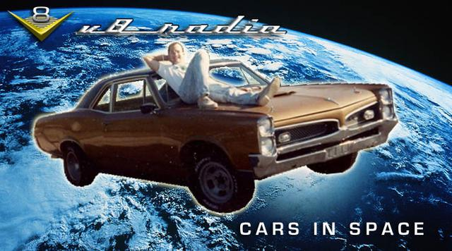 V8 Radio: Car Magazines, iTunes, Kids With Cool Cars, and More, an