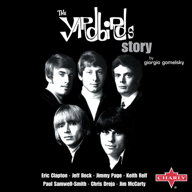 having a rave up with the yardbirds tracklist