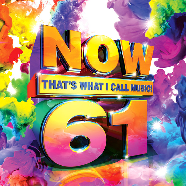 Album cover for NOW That's What I Call Music, Vol. 61 by Various Artists