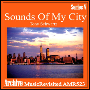 Sounds of My City - Single Albumcover