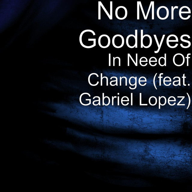 No More Good-Byes