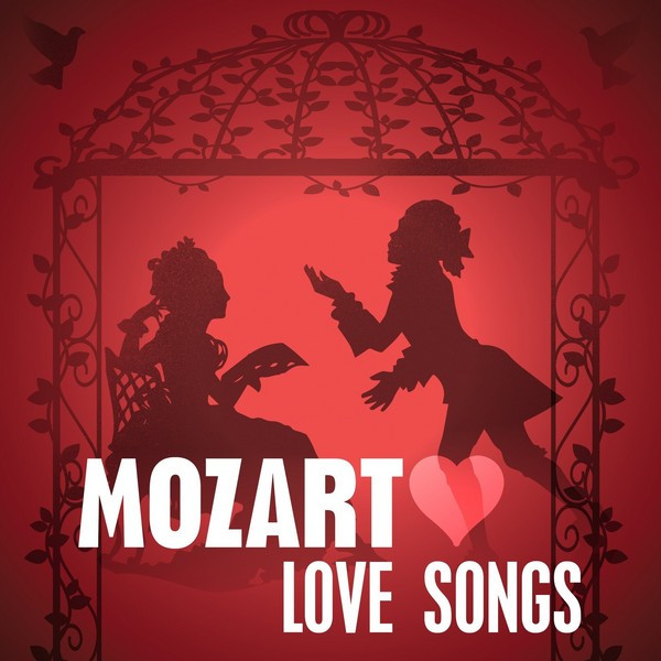 Mozart Love Songs