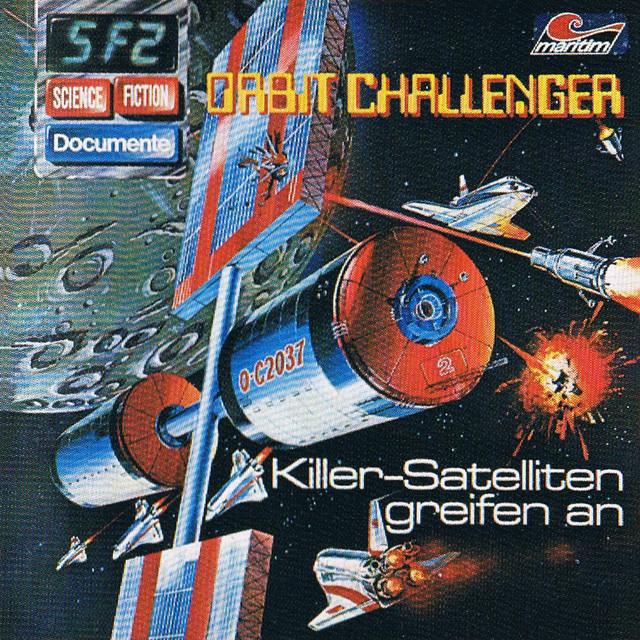 Folge 2: Orbit Challenger - Killer-Satelliten greifen an Cover