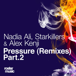 Pressure (Remixes Part 2) Albümü