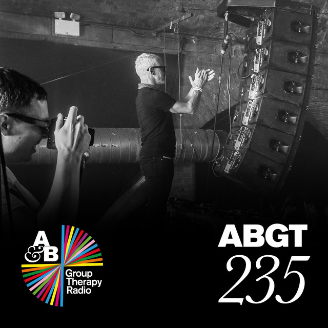 Album cover for Group Therapy 235 by Above & Beyond