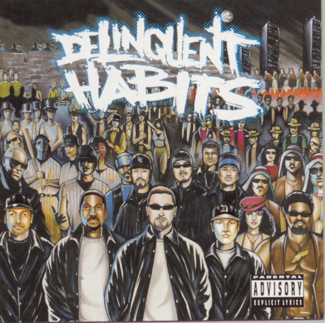 Delinquent Habits Delinquent Habits album cover