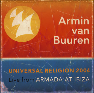 Universal Religion 2 (Mixed by Armin van Buuren) [Live From Armada At Ibiza 2004] Albumcover