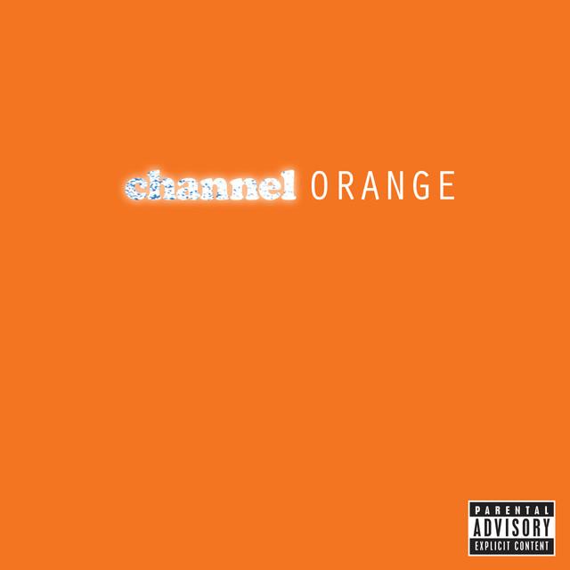 Skivomslag för Frank Ocean: Channel Orange