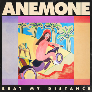 Album cover for beat my distance by Anemone