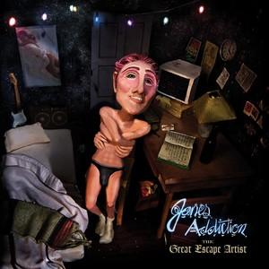 The Great Escape Artist Albumcover