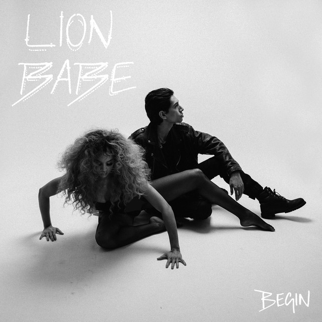 Album cover for Begin by LION BABE