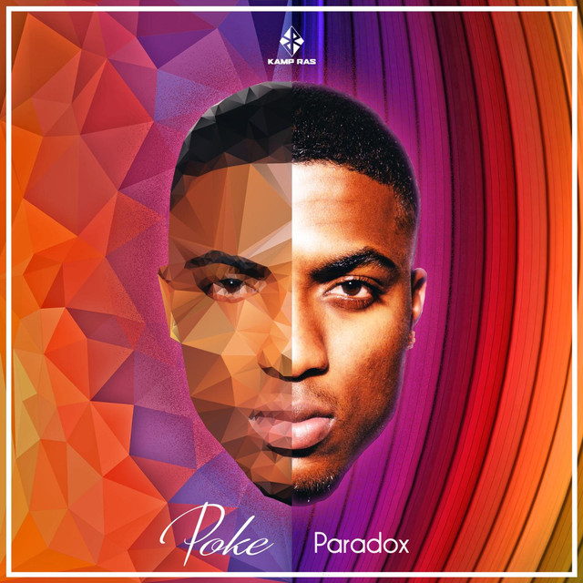 Album cover for Paradox by Poke