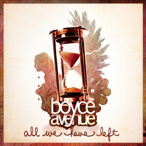 All We Have Left Albumcover