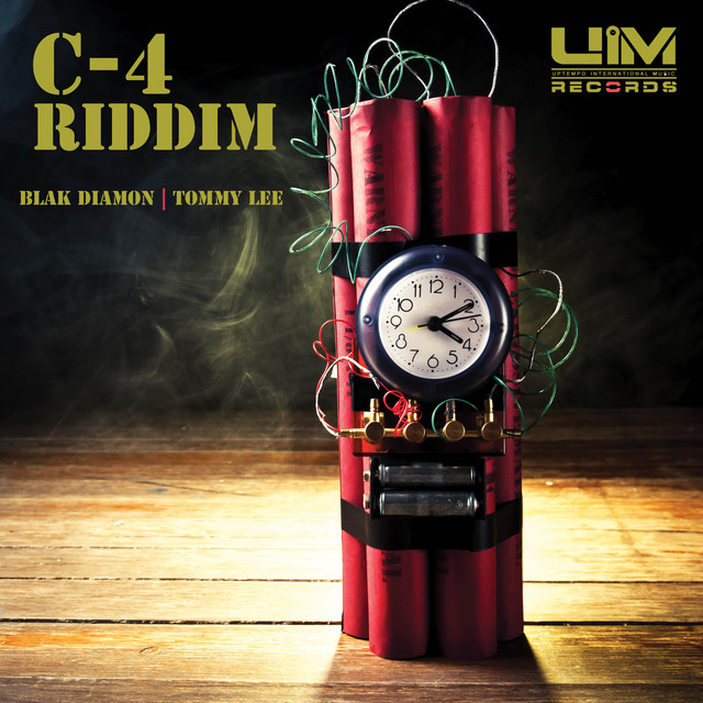 C4 Riddim - Single