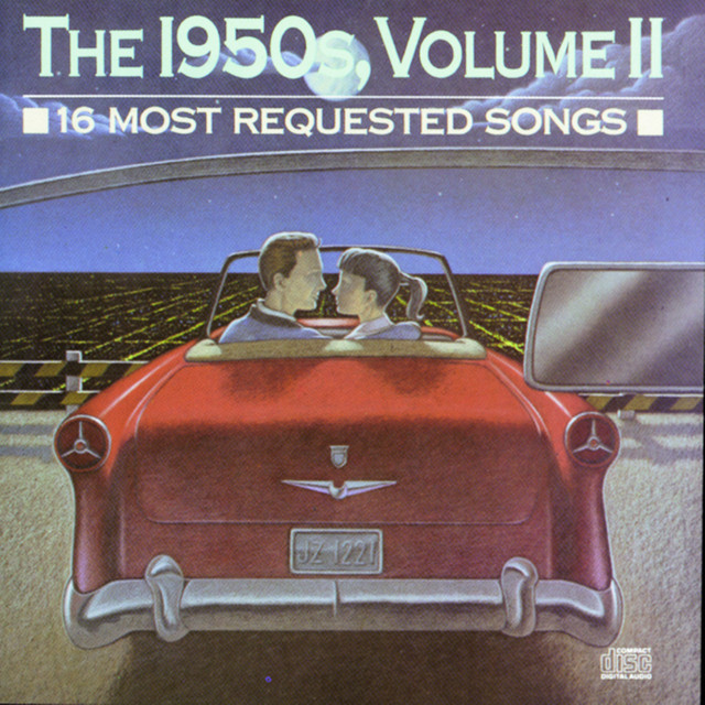 Various Artists 16 Most Requested Songs Of The 1950s. Volume Two album cover
