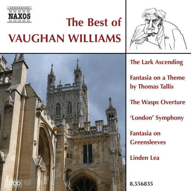 Vaughan Williams (The Best Of) Albumcover