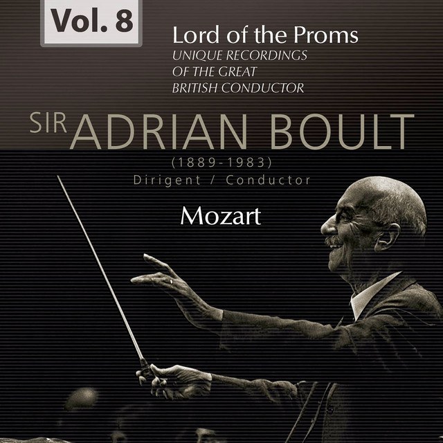 Lord of the Proms, Vol. 8: Mozart (Recorded 1959) Albumcover