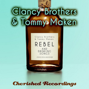 The Clancy Brothers, Tommy Maken The Minstrel Boy cover