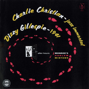 Charlie Christian, Dizzy Gillespie Stompin' At The Savoy - Live cover