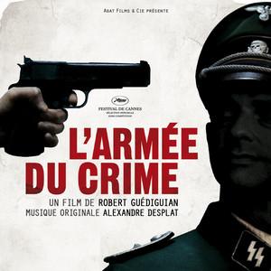 L'Armée du crime / The Army of Crime (Original Picture Soundtrack) Albumcover