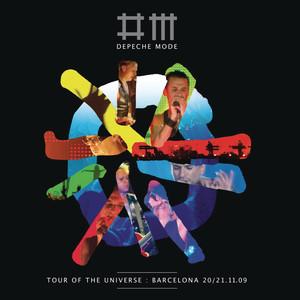 Tour Of The Universe: Barcelona 20/21:11:09 Albumcover