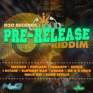 Pre-Release Riddim