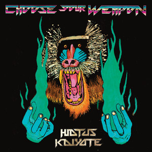 Album cover for Choose Your Weapon by Hiatus Kaiyote