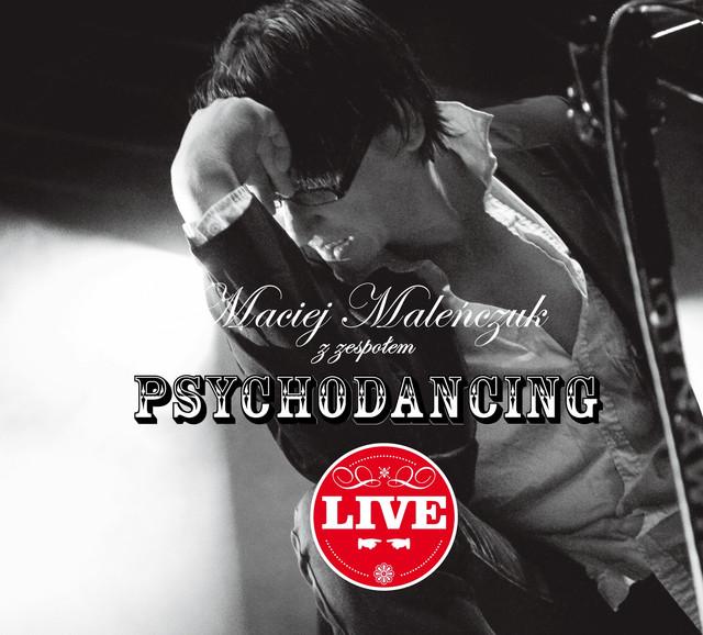 Maciej Malenczuk z zespolem Psychodancing