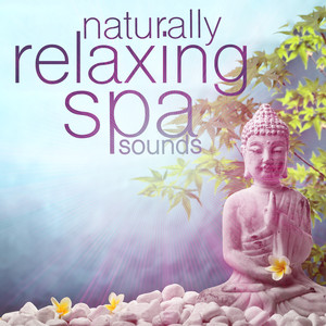 Naturally Relaxing Spa Sounds Albumcover