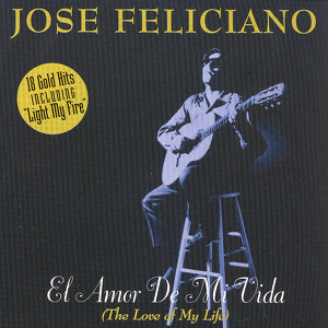 El Amor De Mi Vida (The Love Of My Life) Albumcover