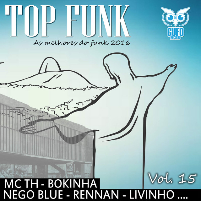 Album cover for Funk Carioca Vol 15 by Various Artists