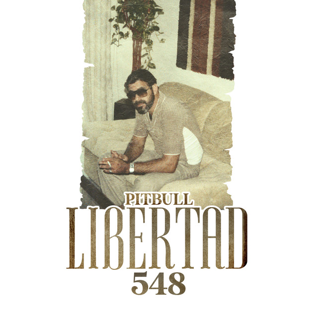 Pitbull - Libertad 548 cover