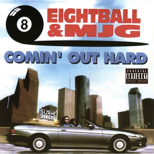 8Ball & MJG Let's Ride cover
