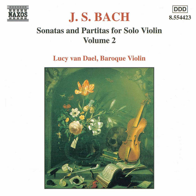 Bach, J S : Sonatas and Partitas for Solo Violin, Bwv 1004-1006 by
