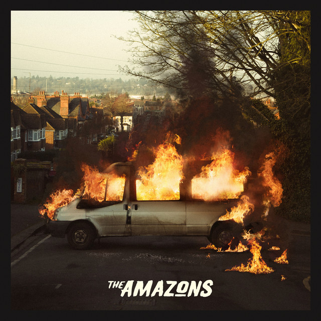 The Amazons The Amazons (Deluxe) album cover