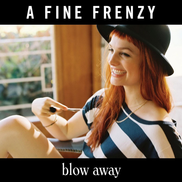 A Fine Frenzy Blow Away album cover