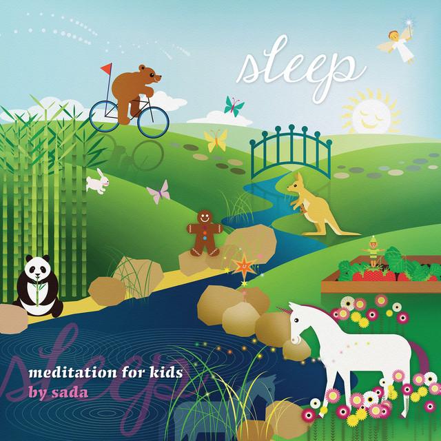 Album cover for Meditation for Kids Sleep 1 by Sada