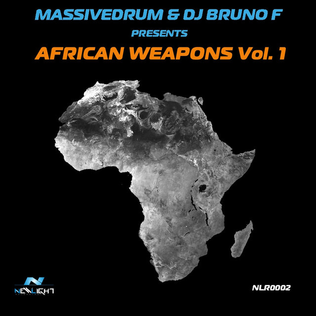 African Weapons Vol 1 by Massivedrum on Spotify