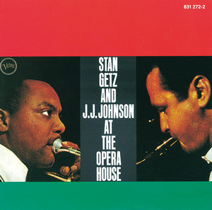 Stan Getz and J.J. Johnson At The Opera House album