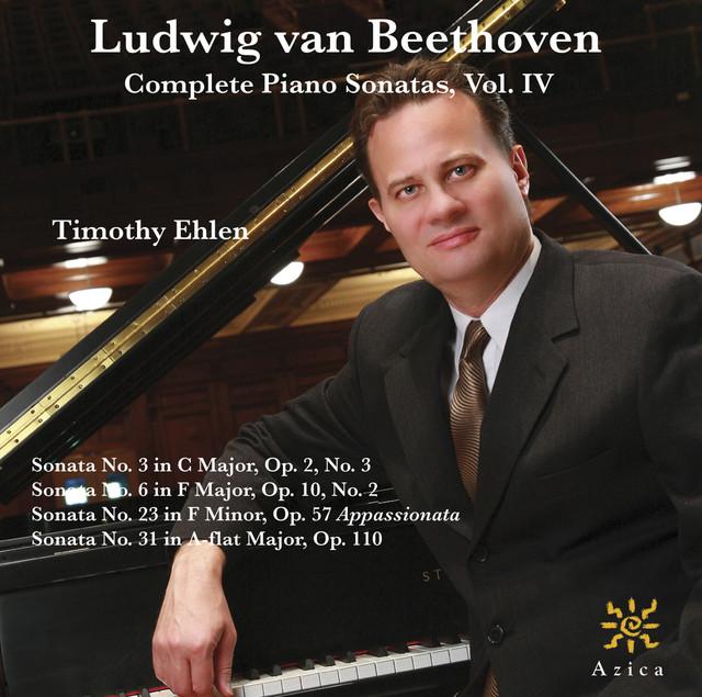 Beethoven: Complete Piano Sonatas, Vol. IV Albumcover