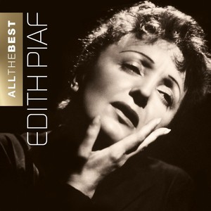 Edith Piaf - All The Best Albumcover