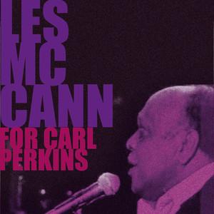 Les McCann, for Carl Perkins album