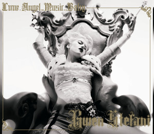 Love Angel Music Baby (Deluxe Version) Albumcover