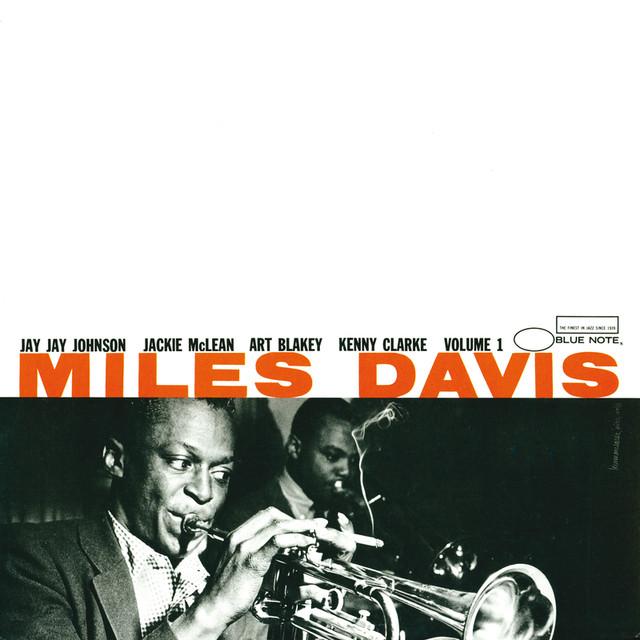 Miles Davis (Vol. 1) Albumcover