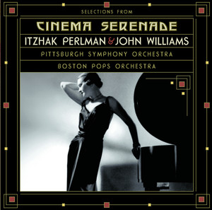 Selections from Cinema Serenade/Cinema Serenade 2 Albumcover