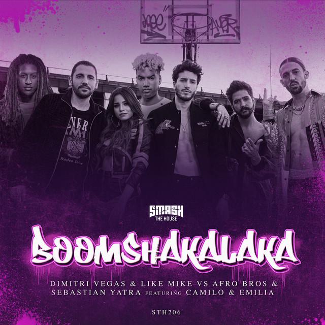 Dimitri Vegas & Like Mike, Afro Bros & Sebastian Yatra ft Camilo & Emilia - Boomshakalaka