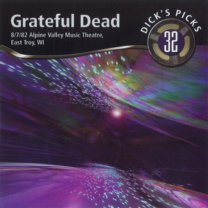 Dick's Picks Vol. 32: 8/7/82 (Alpine Valley Music Theater, East Troy, WI) Albumcover