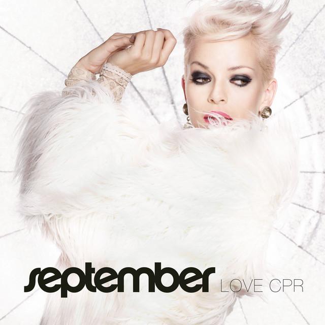 Skivomslag för September: Love CPR