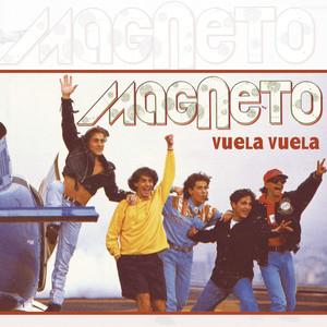 Vuela Vuela Albumcover