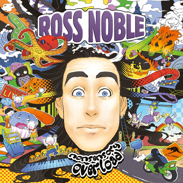 Ross Noble tickets and 2019 tour dates